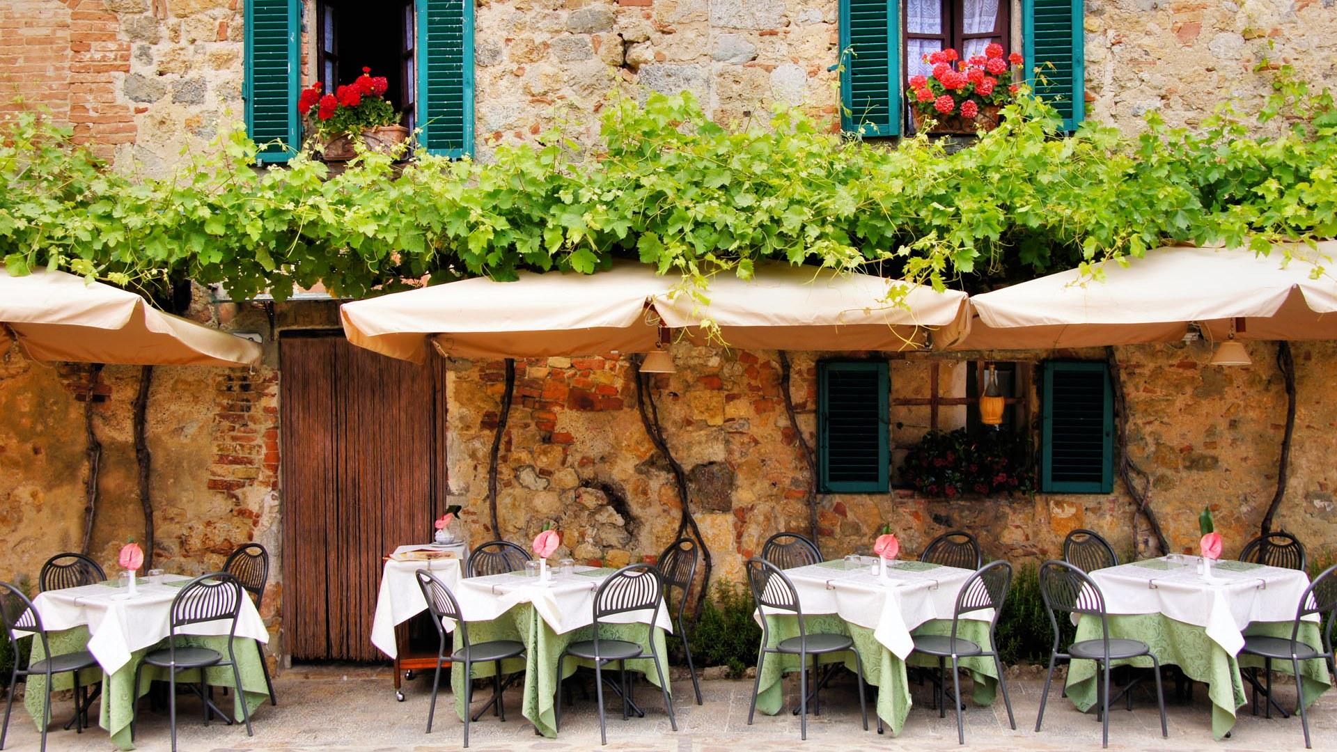 Keista restoranų istorija