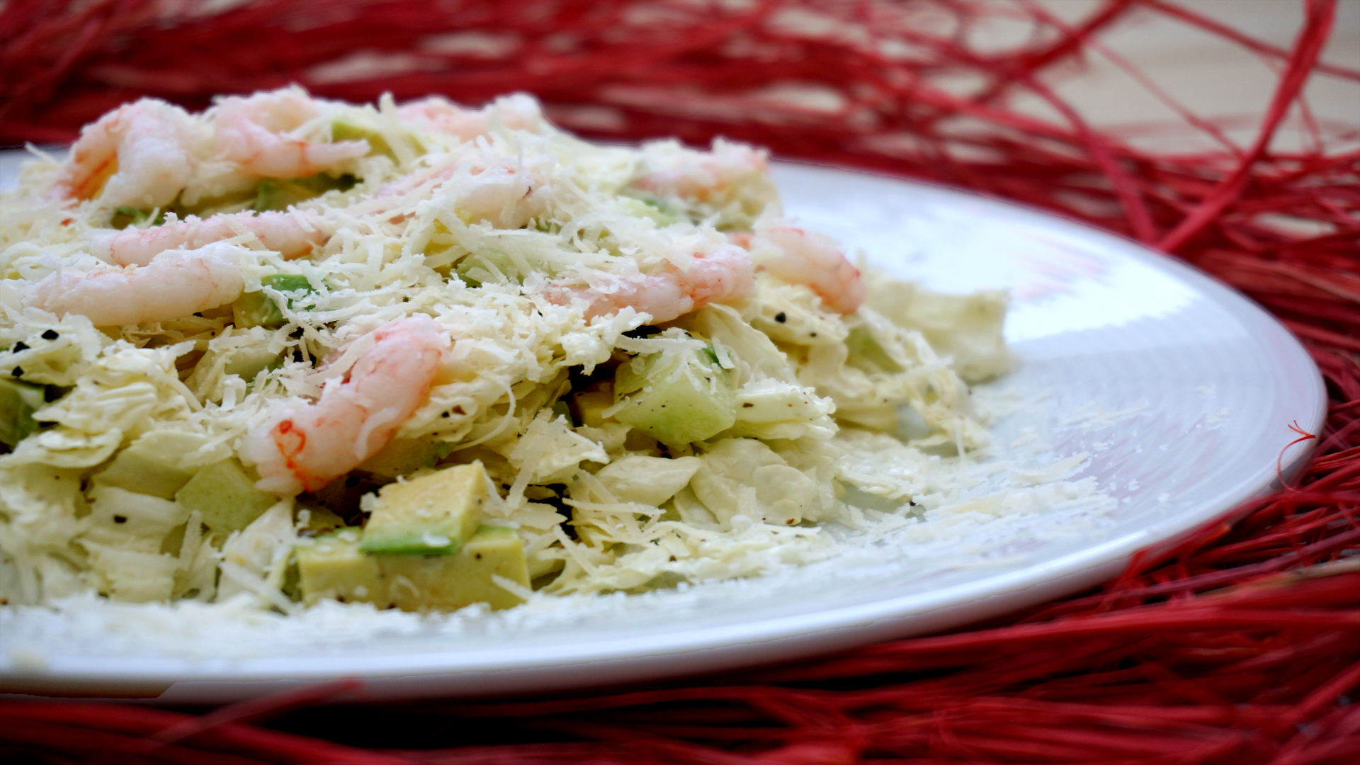 Gaivios žaliosios salotos