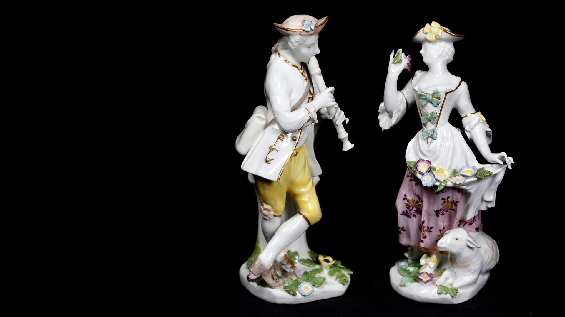 Porcelianinio puodelio istorija